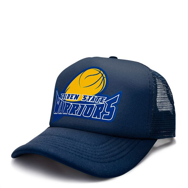 a2b36d8bba7c4 EVA RAIN - Golden State Warriors Gorra Trucker